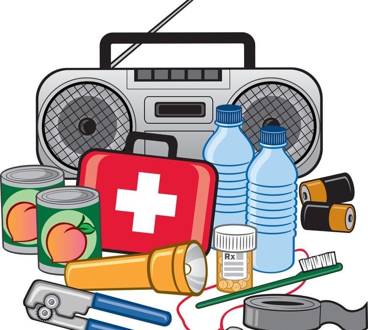 Emergency Preparedness Kits save lives
