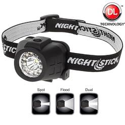 NSP4604B Dual Light Headlamp