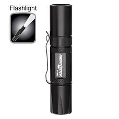 MiniTac MT110 Tactical Flashlight Cree LED 90lm Throw 48m