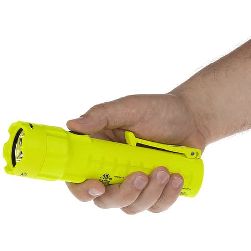 XPP-5420G Flashlight Hand Image