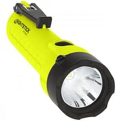 XPP5420GX Intrinsically Safe Flashlight with Cree LED. Safely operates in explosive gas or dust atmospheres.