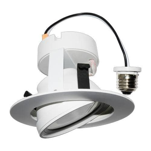 14W LED Gimbal Downlight BRKLED56GR - Dimmable, Energy Star Qualified