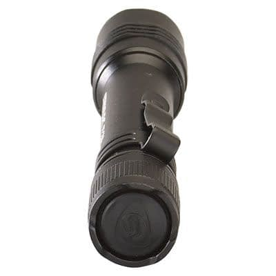 ProTac Tactical 2AA Flashlight Programmable Tail Switch