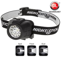 NSP4604B Dual Light Headlamp