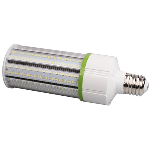 3 by 11-inch corn cob light with an E39 Mogul base provides 360 degree evenly distributed illumination. Part number LEDCORN60.