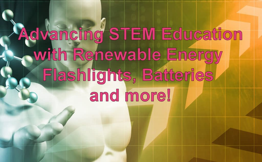 STEM education hero banner