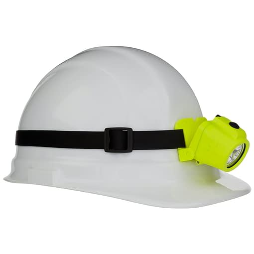 XPP-5452G Intrinsically Safe Dual-Function Headlamp - Hardhat