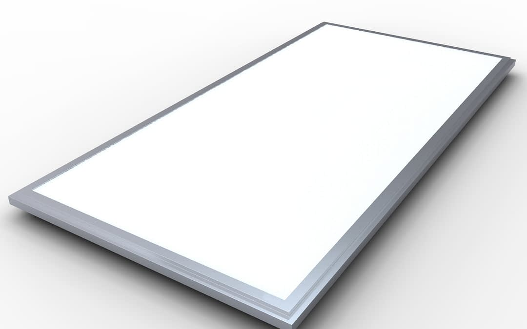 White light interior LED panel