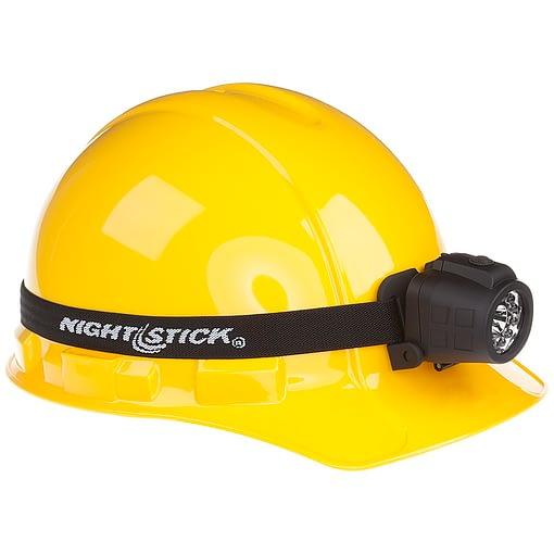 NSP-4604B LED Headlight with Helmet