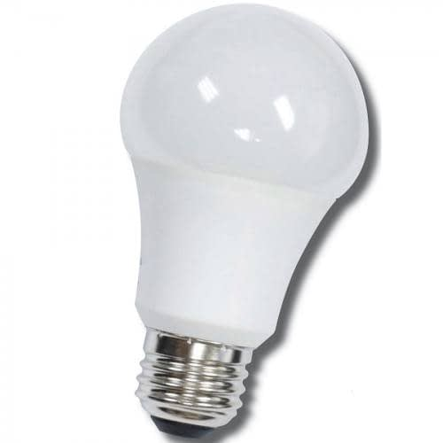 12-LEDA19-12W-D standard shape 12W LED dimmable light bulb. Edison E-26 medium screw base fits standard socket.
