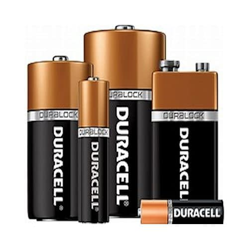 Duracell Batteries Variety Package