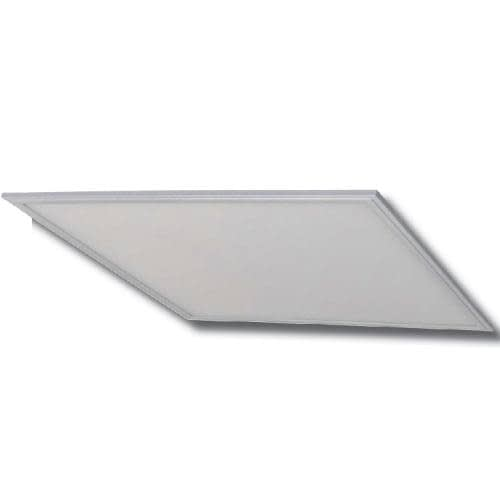LEDPNLCS2X2-40W ultra-thin 2x2ft aluminum panel light with acrylic lens. 40W, Dimmable, Four CCT options.