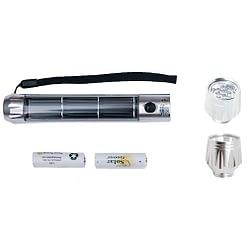 Ultimate Series Solar Flashlight U989